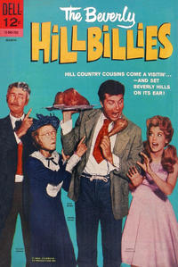 Cover Thumbnail for Beverly Hillbillies (Dell, 1963 series) #16