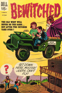 Cover Thumbnail for Bewitched (Dell, 1965 series) #14