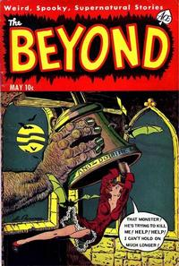 Cover Thumbnail for The Beyond (Ace Magazines, 1950 series) #20