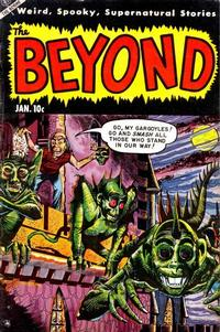 Cover Thumbnail for The Beyond (Ace Magazines, 1950 series) #24