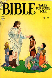 Cover Thumbnail for Bible Tales for Young Folk (Marvel, 1953 series) #2