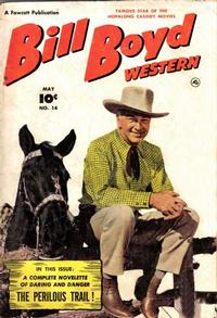 Cover Thumbnail for Bill Boyd Western (Fawcett, 1950 series) #14