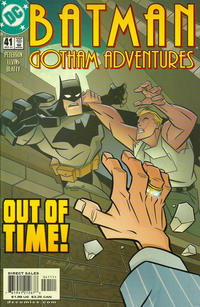 Cover for Batman: Gotham Adventures (1998 series) #41
