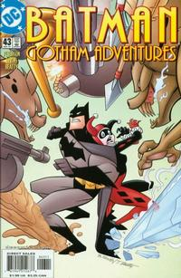 Cover Thumbnail for Batman: Gotham Adventures (DC, 1998 series) #43