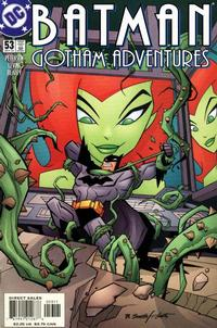 Cover Thumbnail for Batman: Gotham Adventures (DC, 1998 series) #53