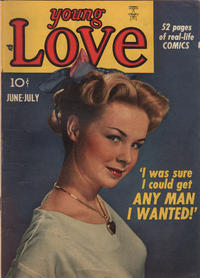 Cover for Young Love (Prize, 1949 series) #v1#3 [3]