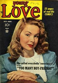 Cover Thumbnail for Young Love (Prize, 1949 series) #v1#5 [5]