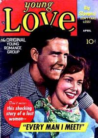 Cover Thumbnail for Young Love (Prize, 1949 series) #v2#2 [8]