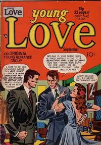 Cover Thumbnail for Young Love (Prize, 1949 series) #v2#7 [13]