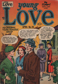 Cover Thumbnail for Young Love (Prize, 1949 series) #v3#2 (20)