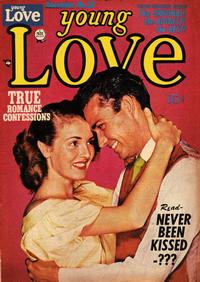 Cover Thumbnail for Young Love (Prize, 1949 series) #v3#10 (28)