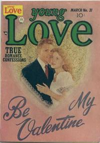 Cover Thumbnail for Young Love (Prize, 1949 series) #v4#1 (31)