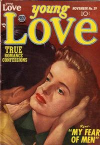 Cover Thumbnail for Young Love (Prize, 1949 series) #v4#9 (39)