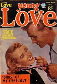 Cover Thumbnail for Young Love (Prize, 1949 series) #v5#7 (49)