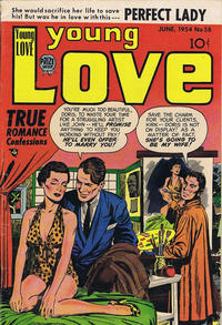 Cover for Young Love (Prize, 1949 series) #v6#4 (58)