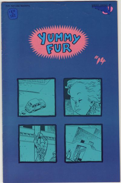 Cover for Yummy Fur (1986 series) #14