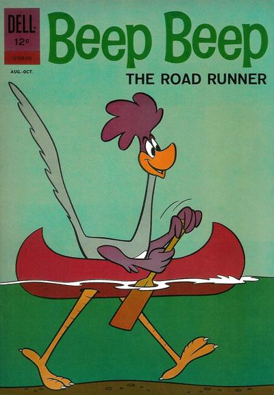 Cover for Beep Beep (Dell, 1960 series) #14