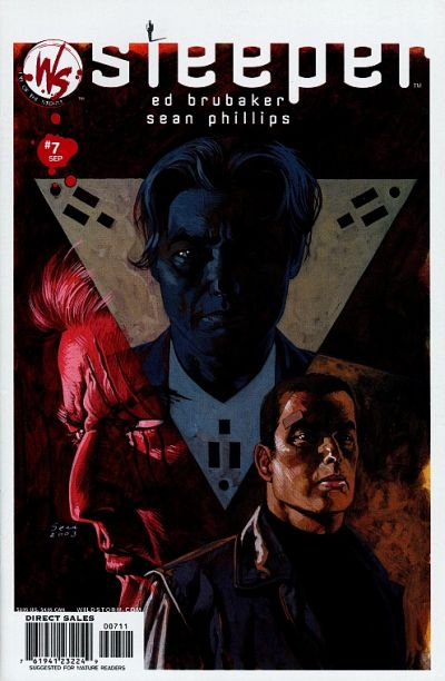 Cover for Sleeper (DC, 2003 series) #7