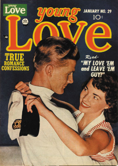 Cover for Young Love (Prize, 1949 series) #v3#11 (29)