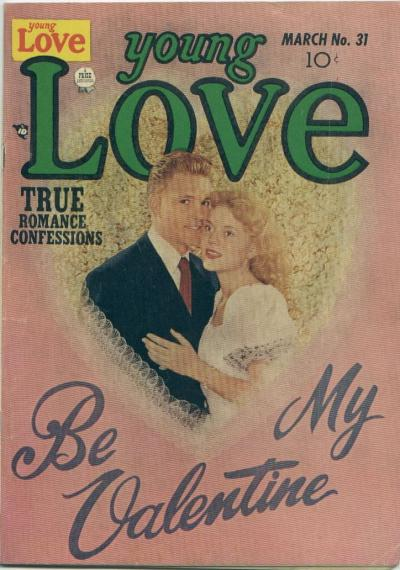 Cover for Young Love (Prize, 1949 series) #v4#1 (31)