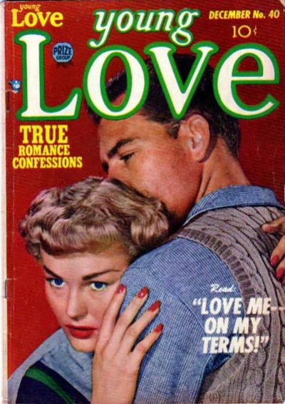 Cover for Young Love (Prize, 1949 series) #v4#10 (40)