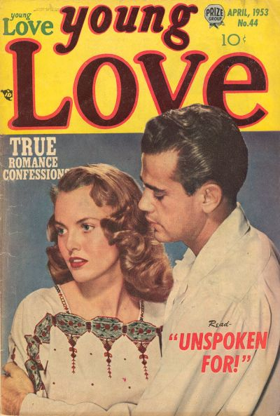 Cover for Young Love (Prize, 1949 series) #v5#2 (44)