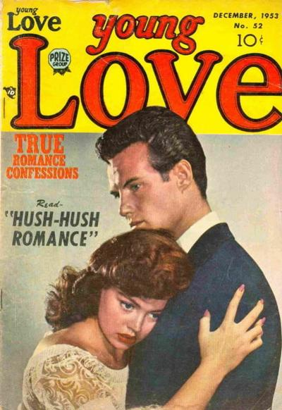 Cover for Young Love (1949 series) #v5#10 (52)
