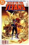 Cover Thumbnail for Tales of the Teen Titans (1984 series) #73 [Newsstand]
