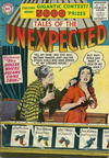 Cover for Tales of the Unexpected (DC, 1956 series) #4