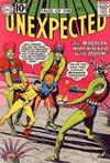Cover for Tales of the Unexpected (DC, 1956 series) #64
