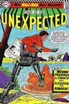 Cover for Tales of the Unexpected (DC, 1956 series) #98
