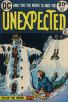 Cover for The Unexpected (DC, 1968 series) #150