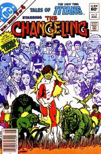 Cover Thumbnail for Tales of the New Teen Titans (DC, 1982 series) #3