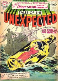Cover Thumbnail for Tales of the Unexpected (DC, 1956 series) #6