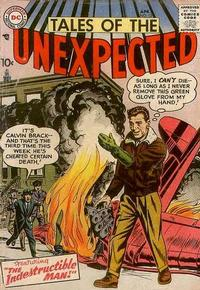 Cover Thumbnail for Tales of the Unexpected (DC, 1956 series) #12