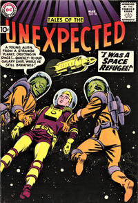 Cover Thumbnail for Tales of the Unexpected (DC, 1956 series) #35