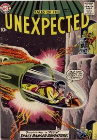 Cover Thumbnail for Tales of the Unexpected (DC, 1956 series) #43