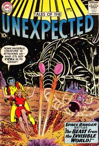Cover Thumbnail for Tales of the Unexpected (DC, 1956 series) #48