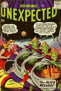 Cover Thumbnail for Tales of the Unexpected (DC, 1956 series) #49