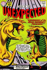 Cover for Tales of the Unexpected (1956 series) #61