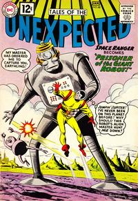 Cover for Tales of the Unexpected (1956 series) #68