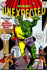 Cover Thumbnail for Tales of the Unexpected (DC, 1956 series) #76