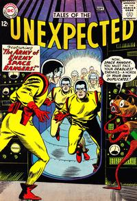 Cover Thumbnail for Tales of the Unexpected (DC, 1956 series) #78