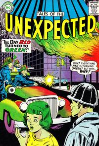 Cover Thumbnail for Tales of the Unexpected (DC, 1956 series) #85