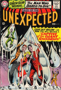 Cover Thumbnail for Tales of the Unexpected (DC, 1956 series) #92