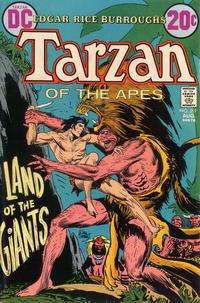 Cover Thumbnail for Tarzan (DC, 1972 series) #211