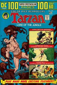 Cover Thumbnail for Tarzan (DC, 1972 series) #230