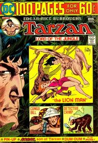 Cover for Tarzan (1972 series) #234