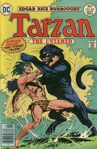 Cover Thumbnail for Tarzan (DC, 1972 series) #253