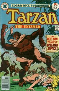 Cover Thumbnail for Tarzan (DC, 1972 series) #254